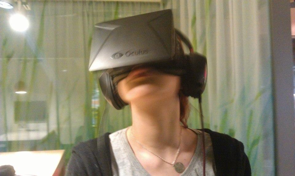 Oculus Rift Ella