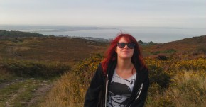 Ella in Howth