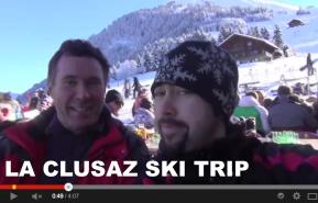 La Clusaz Ski Trip